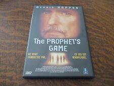 dvd the prophet's game avec dennis hopper