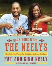 Back Home with the Neelys: Comfort Food from Our Southern Kitchen to Yours by N