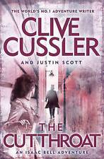 The Cutthroat by Justin Scott, Clive Cussler (Hardback, 2017)