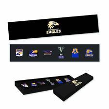 West Coast Eagles AFL Evolution Series Collection Team Metal Logo Pin Set Badge