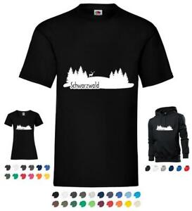Schwarzwald T-Shirt / Pullover / Hoodie