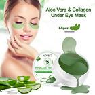 60 Pcs Under Eye Hydrogel Collagen & Aloe Mask Patches Dark Circles Anti Ageing