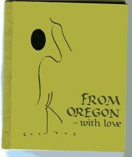 FROM OREGON WITH LOVE Poems TPB 1975 Jean Auel Crawley DeCamp Hinds Davis Moore