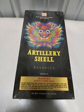 ARTILLERY SHELL ASSORTED (salutes) Firework Labels