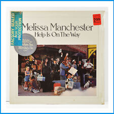 Melissa Manchester Help Is On The Way Promo New Record Arista AL4095