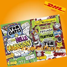 Tom Gates 11 12 - Toms geniales Meisterwerk Der helle Wahnsinn Liz Pichon