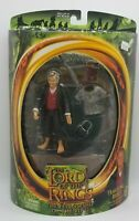 2001 Toy Biz Lord of the Rings: TRAVELING BILBO BAGGINS Fellowship of the Ring