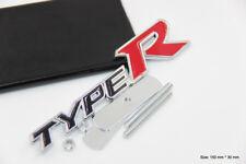 B175 Type R 3D Kühlergrill Emblem Badge car Sticker Metall Frontgrill PKW KFZ
