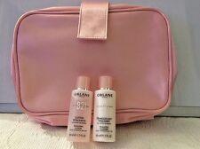 Orlane Vitalizing Cleanser & toner lotion (1.7oz ea) + Orlane Travel Bag NEW
