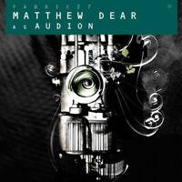 Tessuto 27 Matthew Dear Come Audion (2006) 18-track CD Album Nuovo/Sigillato