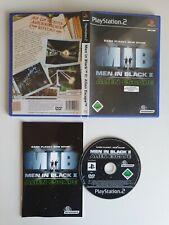 Men in Black II Alien Escape PS2 PlayStation 2 (Disc in great condition)