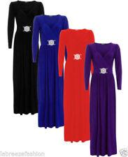 Unbranded Formal Plus Size Maxi Dress Dresses for Women