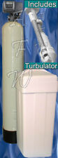 32k Fleck 5600SXT On demand metered Water Softener with Turbulator