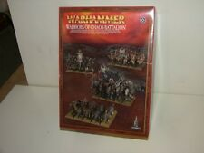 Warhammer Fantasy/AOS Warriors of chaos batallion new in box, 2 of 2