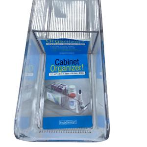 Inter Designs Modular Cabinet Storage Organizer