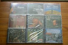 9 SEALED CLASSICAL MUSIC CDs British German French import Masterpiece Collection