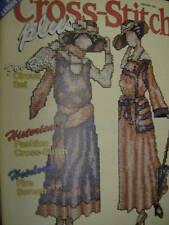 Cross Stitch Plus Magazine January 1991-Amish Spring Sampler/Sweet Betsy From Pi