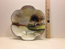 Nippon Hand-Painted Bowl, Morimura 1911-1921 Mark