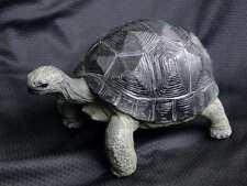 Aldabra giant tortoise Land Tortoise Turtle Resin Model Figurine 18cm
