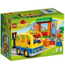 Lego duplo – el Autobús escolar (10528)