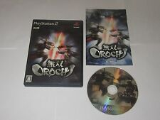 Warriors Orochi - PlayStation 2 PS2 Japan Import