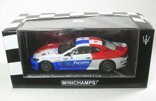 1 43 Minichamps Maserati MC Gt4 #6 TROFEO Granturismo 2010