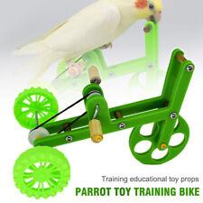 Bird Parrot Funny Bike Training Supplies Parakeet Macaws Interesting Conures Toy