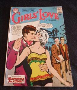 girls love stories #108 1965 DC comic book magazine complete romance