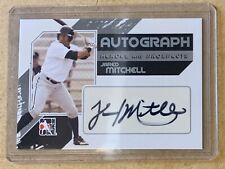 Jared Mitchell 2011 ITG Heroes & Prospects Full Body Auto Silver #JM Yankees M1