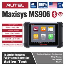 Autel MaxiSys MS906 Pro Auto Diagnostic Tool Code Reader Scanner ECU Key Coding