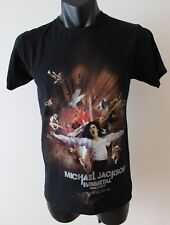 Michael Jackson The Immortal World Tour By Cirque Du Soleil T-Shirt Ladie Size S