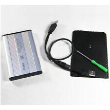 """PER BOX HARD CASE DISK ESTERNO HD HDD 2,5"""" SATA USB  AUTO-ALIMENTATO USB ii"""