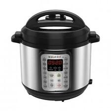 Instant Pot Viva 9-in-1 Multi-Use Programmable 6-qt Pressure Cooker - Silver