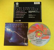 CD DIRE STRAITS Love Over Gold 1982 Europe VERTIGO 8000882 no lp mc (CS41)*