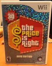 The Price is Right 2010 - Wii - Complete - Manual - Free / FAST Shipping!