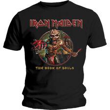 IRON MAIDEN Book Of Souls Eddie Mens T Shirt Unisex Official Licensed Merch