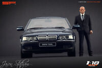 1:18 Jason Statham figurine VERY RARE !!! NO CARS !! for bmw collectors by SF
