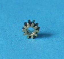 HORNBY BRASS 5 POLE RINGFIELD MOTOR SPUR GEAR 10 TOOTH X9061 SPARES