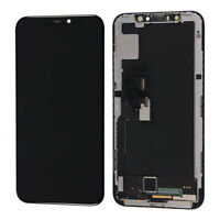 LCD Display Touch Screen Digitizer Assembly Replacement For iPhone X TFT Quality