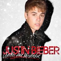 JUSTIN BIEBER Under The Mistletoe 2016 180g vinyl LP album NEW/SEALED