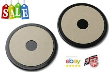 2 X Dashboard Dash Disc Disk Plate 4 GPS Tomtom Garmin Mount Holder Suction Cup
