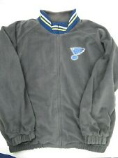 St Louis Blues Hockey NHL Reversible Jacket Men's Size XL