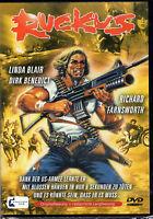 Ruckus , The Loner , 100% uncut , DVD Region2 , NEW & Sealed , Linda Blair