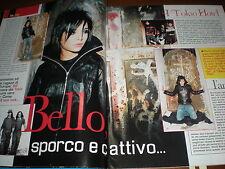 Blu.Bill Kaulitz, Tokio Hotel,kkk