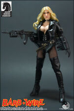 """TRIAD TOYS PAMELA ANDERSON BARB WIRE 12"""" DOLL FIGURE"""