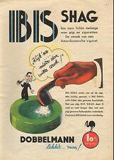 RECLAME VOOR IBIS SHAG 06 - KEES MEYS/WEEKBLAD PANORAMA 1935