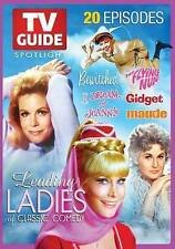 TV Guide Spotlight: Leading Ladies of Classic Comedy (DVD, 2014,t) NEW FREE SHIP