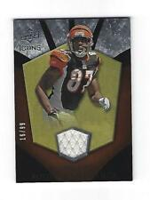 Andre Caldwell 2008 UD Icons Gold RC Brilliance Jersey Card, # RB14, #16 / #99