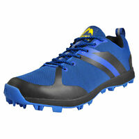 More Mile Cheviot Pace Mens All Terrain Trail Running Shoes Trainers Blue