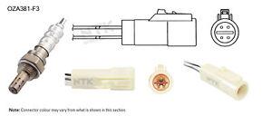 NGK NTK Oxygen Lambda Sensor OZA381-F3 fits Mazda Tribute 3.0 V6 4x4 (EP)